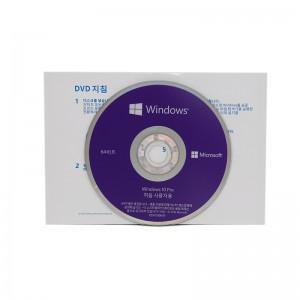 Microsoft Win 10 Pro 64bit Korean DVD OEM Version FQC 08983